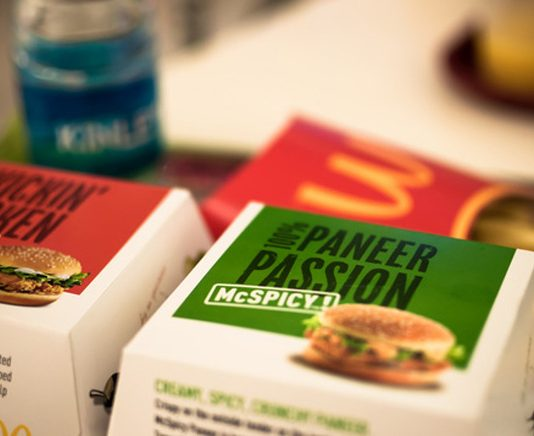Menu Vegano McDonald's: hamburger senza carne per i vegani