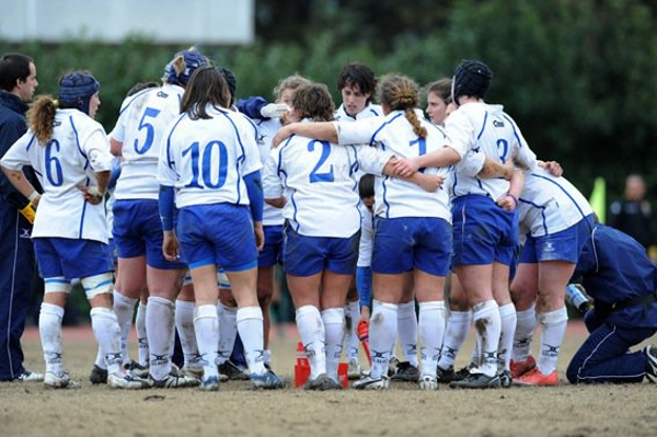 Sei Nazioni di Rugby Femminile, Italia batte Francia