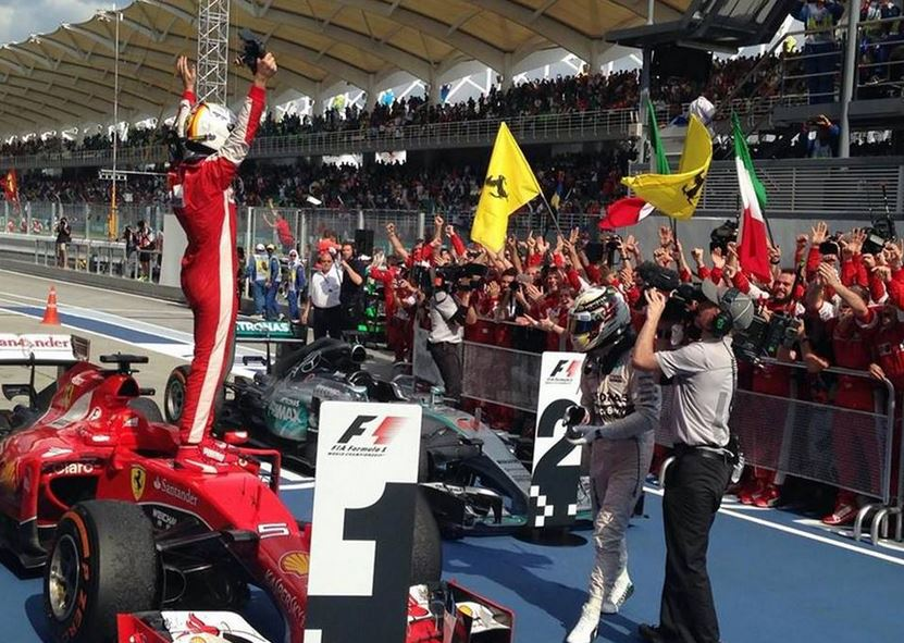 Sebastian-Vettel-ferrari