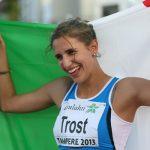 Chi è Trost argento agli Europei indoor 2015 nel salto in alto?