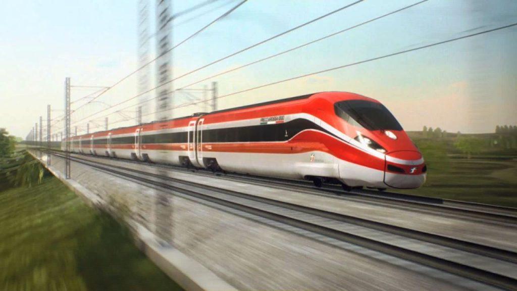 alta velocità treno trenitalia