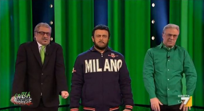 Crozza Imita Salvini (Video):
