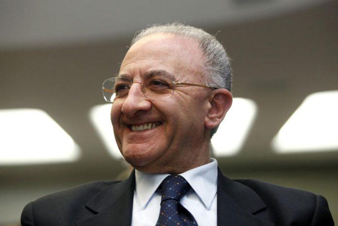 Primarie PD in Campania, De Luca il vincitore