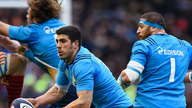 Sei Nazioni di Rugby 2015, Italia-Francia 0-29
