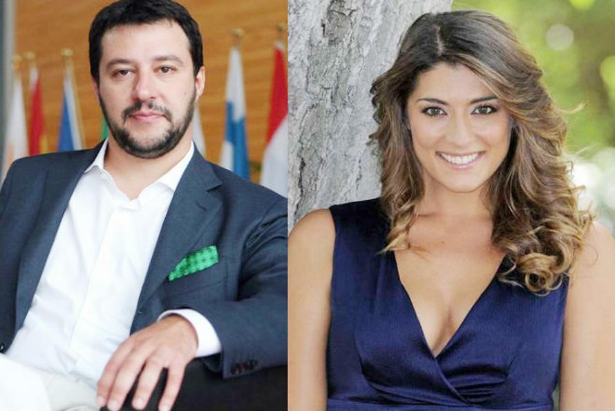 Elisa-Isoardi-Matteo-Salvini