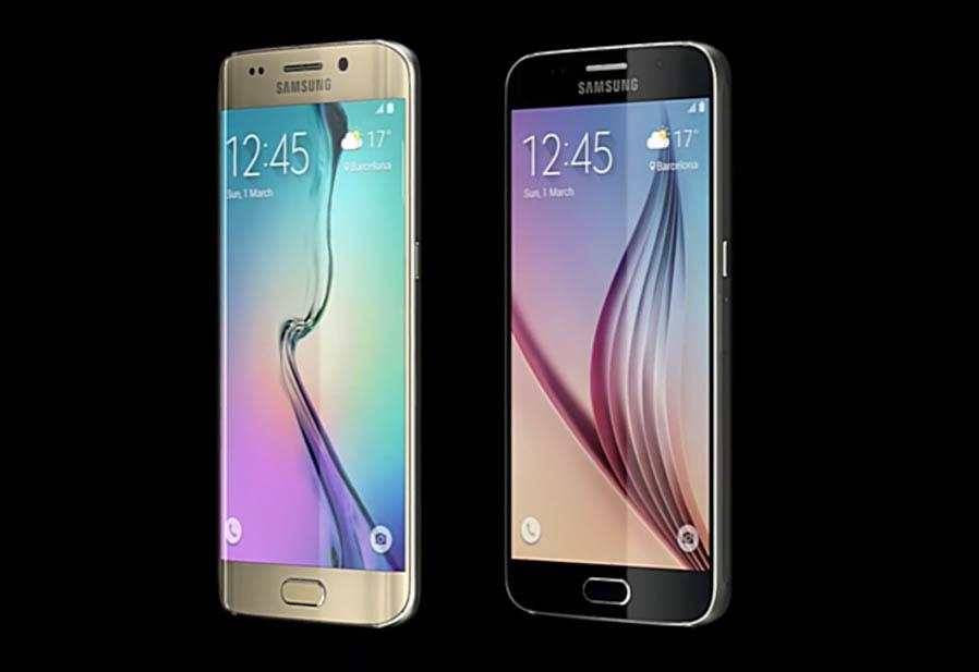 Galaxy S6 e sS6 edge