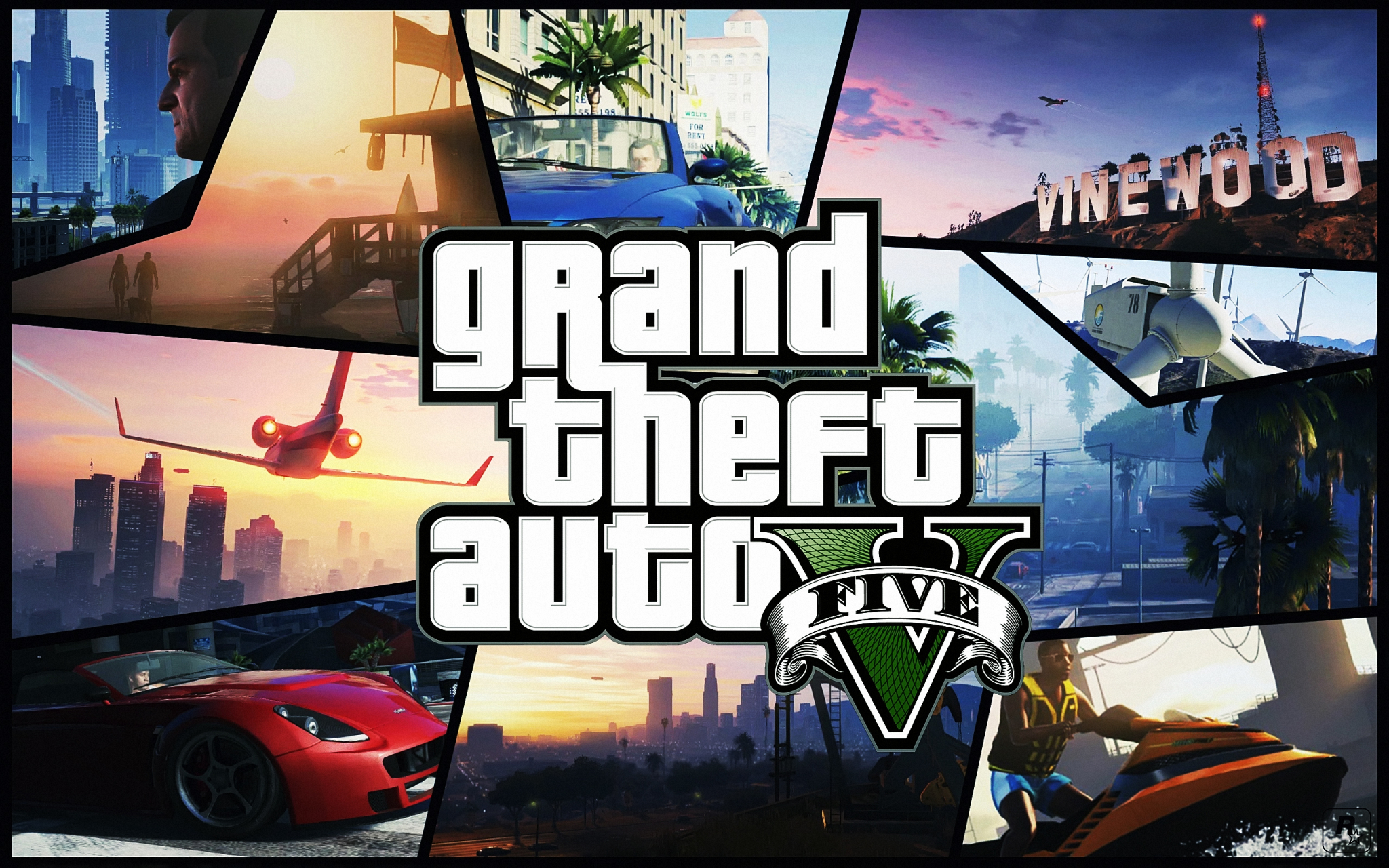 gran theft auto V, gta V, download gta 5 ita pc