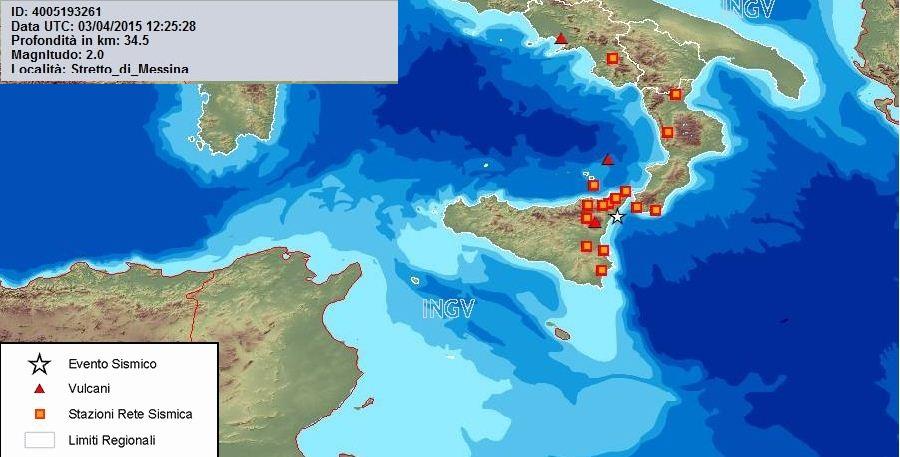 Terremoti ingv lista in tempo reale scosse di oggi 28 for Ingv lista terremoti di oggi