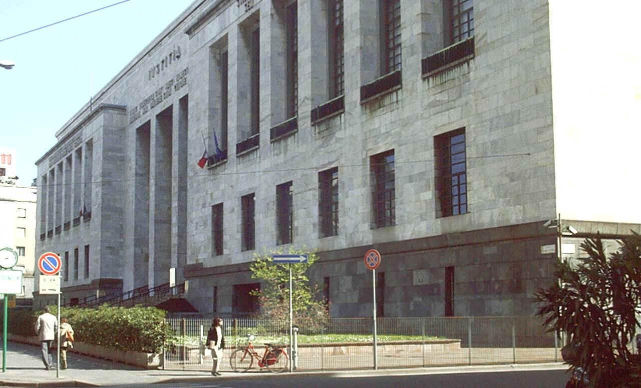 tribunale milano palazzo di giustizia