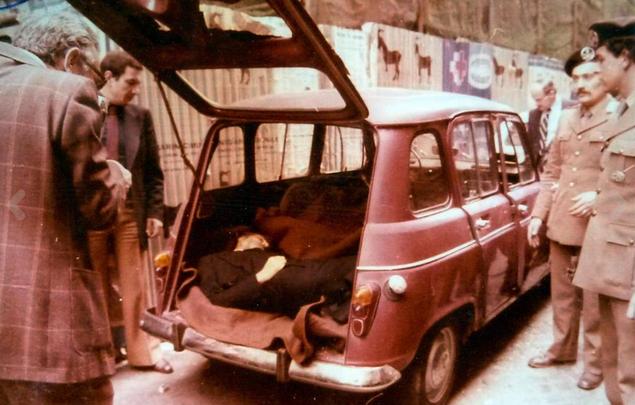Anniversario Morte Aldo Moro, il ricordo dopo 37 anni