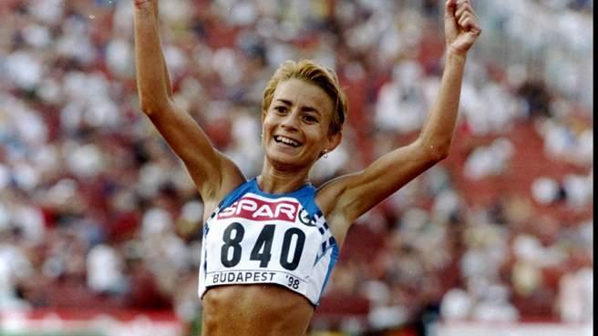 Annarita Sidoti, Morta per Tumore Campionessa Atletica