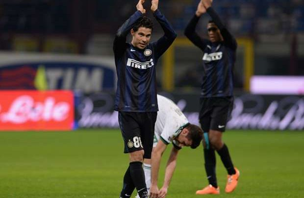 Lazio-Inter 1-2, all'Olimpico vincono i nerazzurri