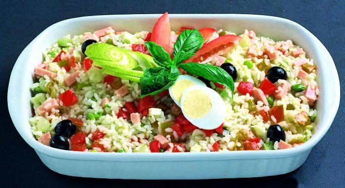Ricette Estive: Insalata di riso