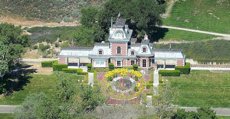 Neverland: In Vendita l'ex Casa di Michael Jackson