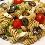 Insalata di pasta alla greca: La Ricetta