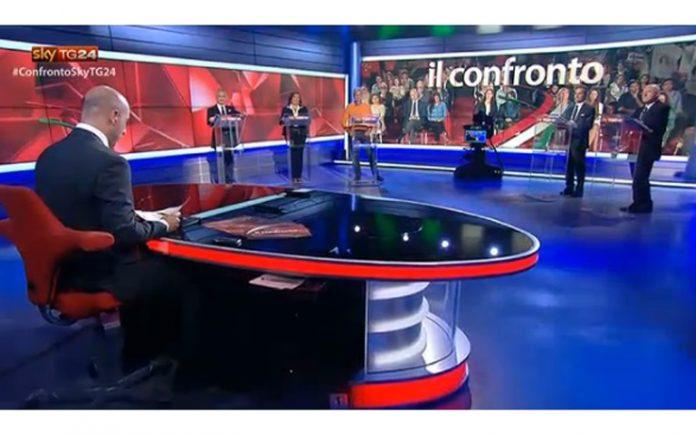 Confronto Sky Regione Campania: video