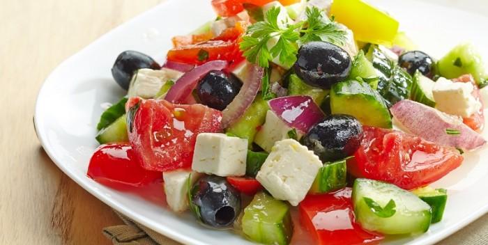 Insalata Greca: La Ricetta Tradizionale