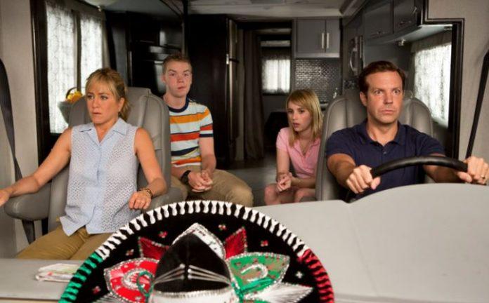 Come ti spaccio la famiglia: trama e trailer del film di stasera su Italia 1 (8 giugno 2015)