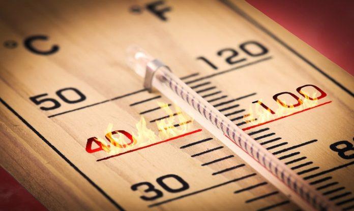 Arriva Flegetonte, l'Anticiclone che porta afa e alte temperature