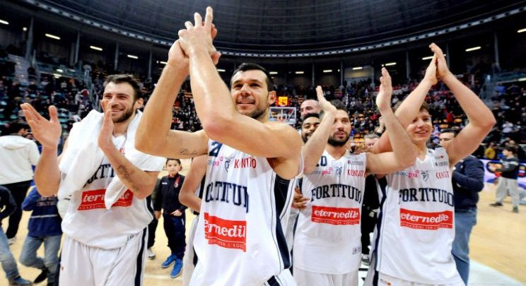 Video Mens Sana Siena - Fortitudo Bologna: I bolognesi tornano in A2