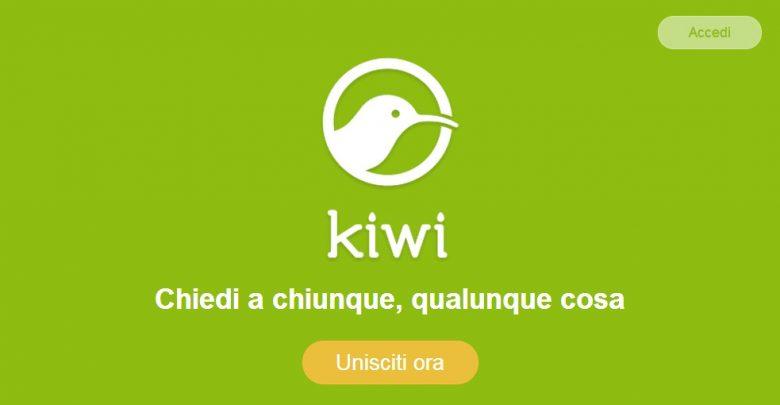 Kiwi Q&A: la Nuova App di Facebook Spopola sul Web