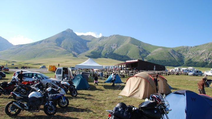 L' Arrosticinentreffen, l'evento motociclistico più bello dell'estate