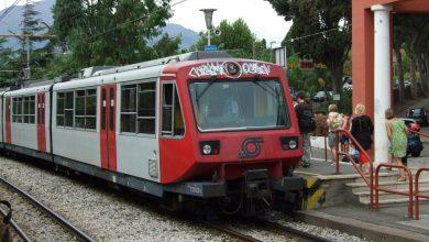 Photo of Circumvesuviana, a Napoli treni vuoti: effetto coronavirus