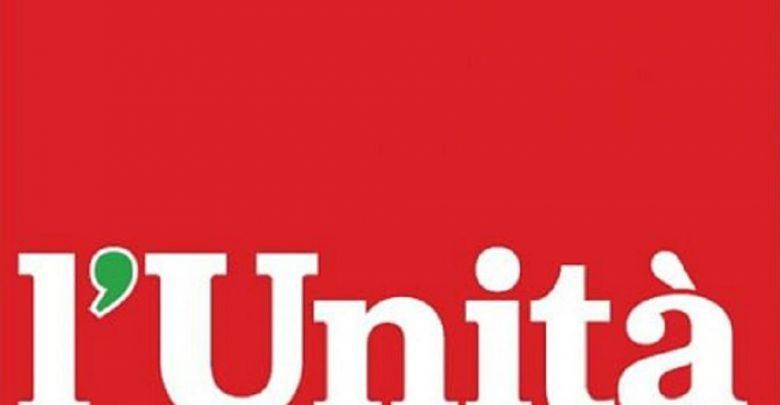 L'Unità, il noto quotidiano torna in edicola
