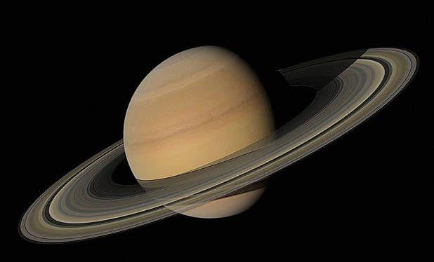 Saturno visibile dalla Terra 2015, il Signore degli Anelli si mostra