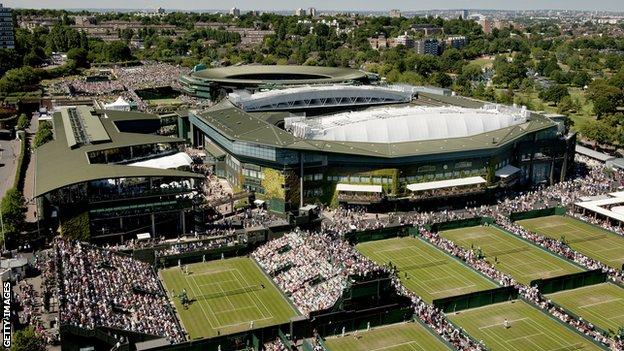 Wimbledon 2015, Tennis in Diretta Tv su Sky Sport