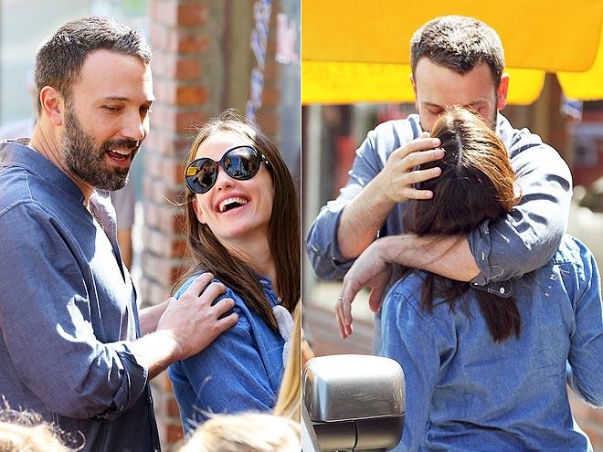 Ben Affleck e Jennifer Garner si lasciano