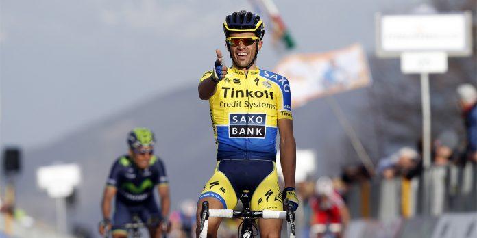 Tour de France, Contador: