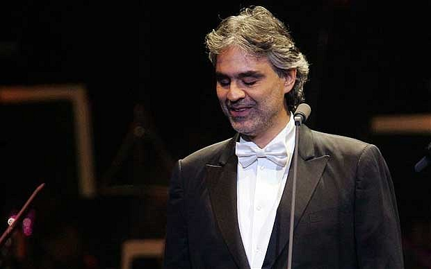 Andrea Bocelli: nuova raccolta di successi