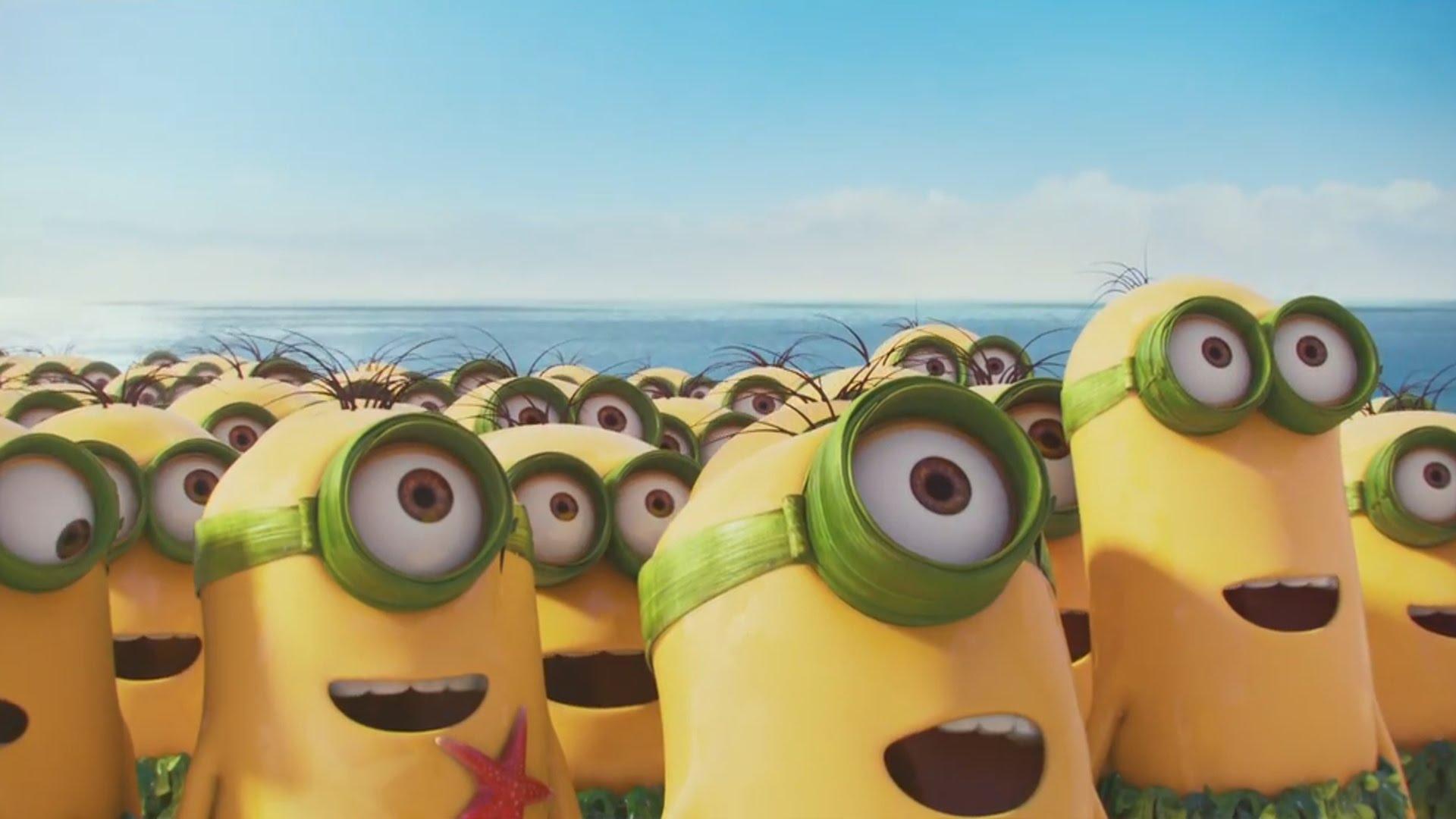 Minions, arriva il Film: dal 27 Agosto al cinema