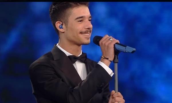 Moreno canta la sigla di Lupin III