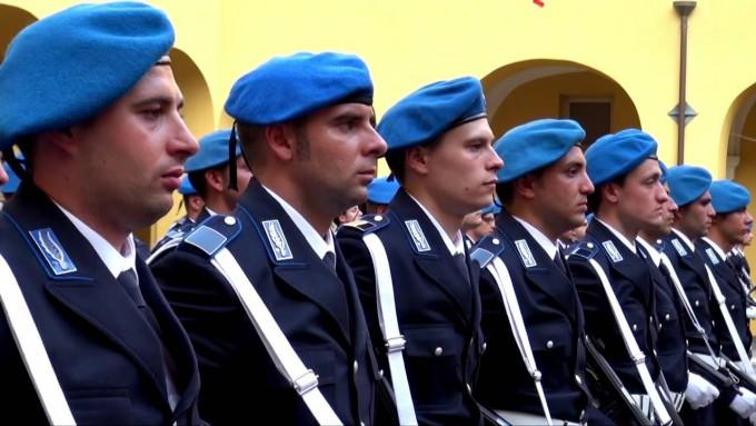 Bandi di concorso polizia penitenziaria 2015 tutte le for Prova dello specchio polizia youtube