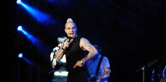 Robbie Williams a Lucca: Le Foto del Concerto