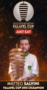 Salvini Falafel Cup