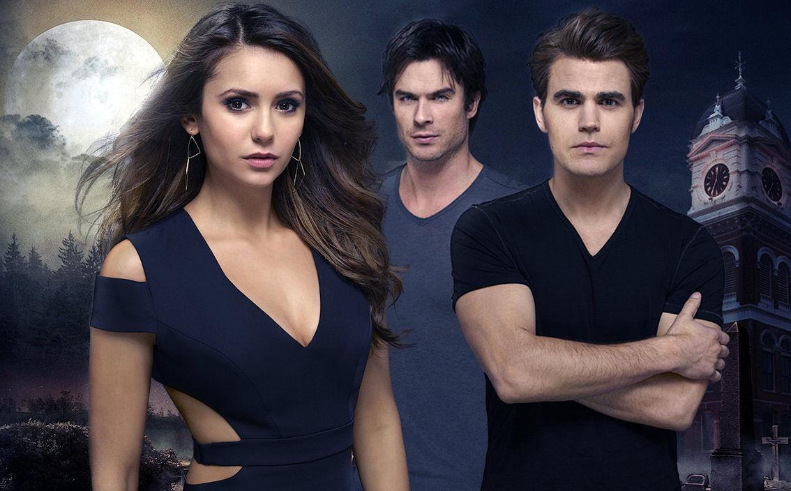 The Vampire Diaries Serien Stream