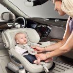 """Volvo, nuovo prototipo per la sicurezza dei bambini: """"Excellence child seat"""""""