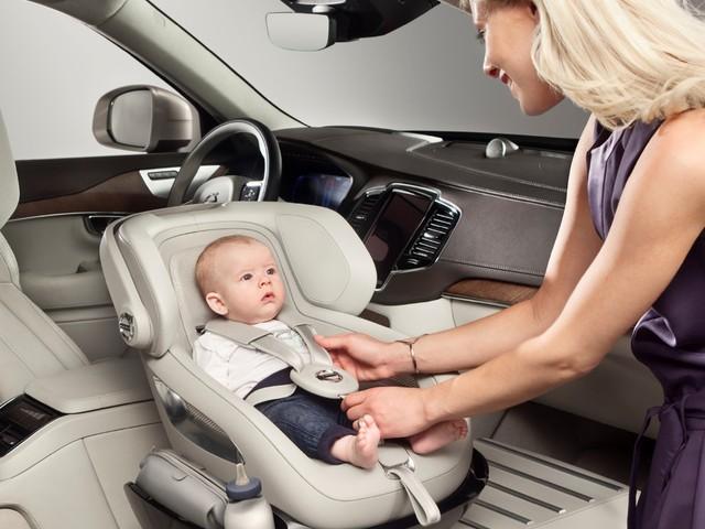 Volvo, nuovo prototipo per la sicurezza dei bambini: