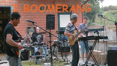Photo of I Boomerang in concerto a Roccelletta di Borgia: la scaletta