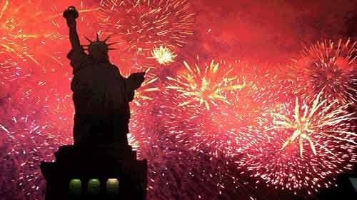4 luglio Giorno dell'Indipendenza: Negli USA allerta attentanti nell'Independence Day