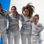 Mondiali di Scherma: Oro all'Italia contro la Russia