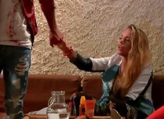 Temptation Island: Aurora e Giorgio Video Bacio e Tradimento