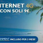 Offerta Tim SuperGiga 2015: Nove Euro 5GB di Internet