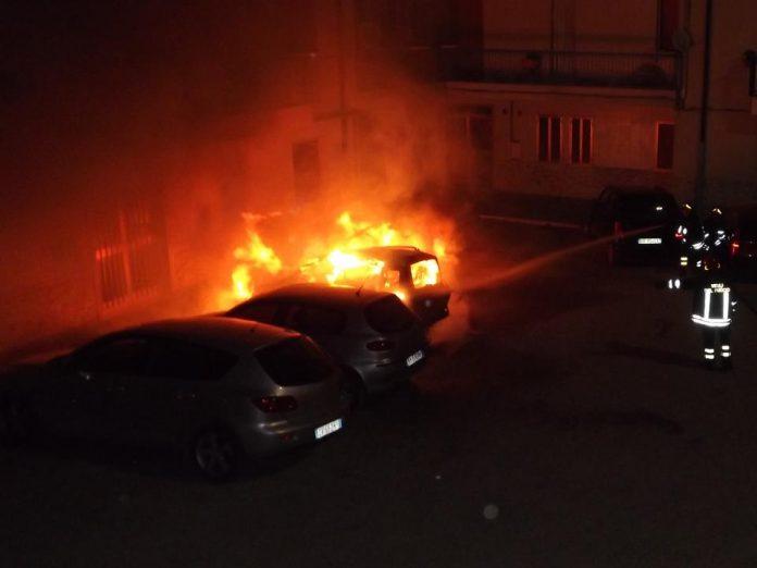 Cronaca Motta Santa Lucia, incendiata l'auto del sindaco Amedeo Colacino
