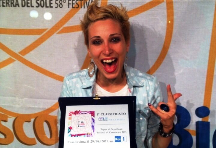 Festival Castrocaro 2015, vince Dalise