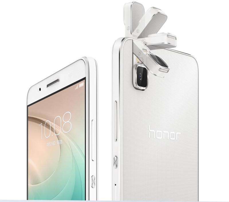 Huawei lancia il nuovo Honor 7i, avrà fotocamera ruotante