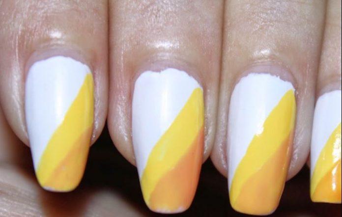 Nail Art Estate 2015: Colori caldi sulle unghie